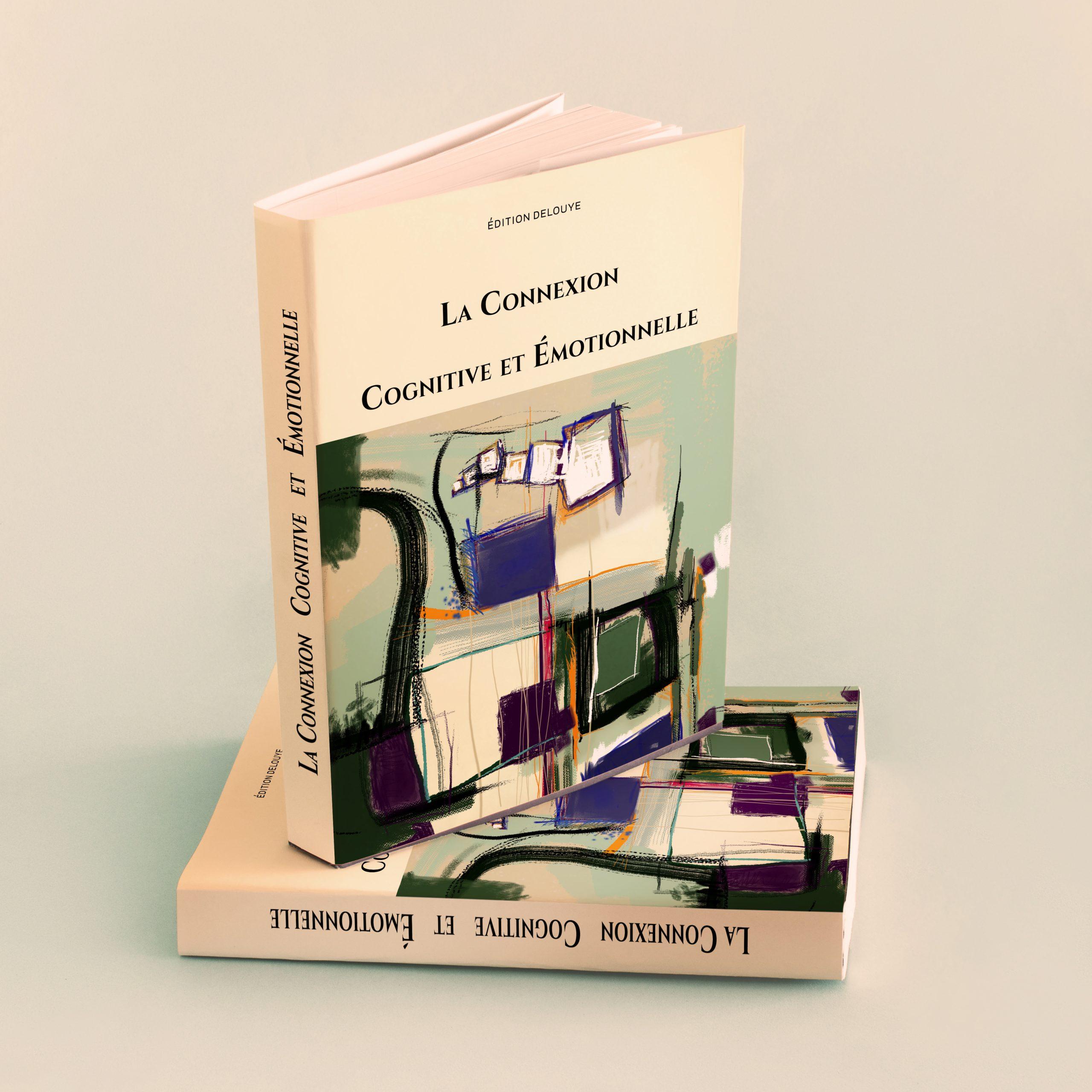 création de digital painting qui illustre la couverture de livre